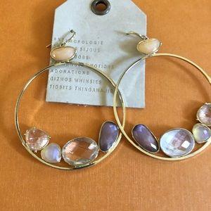 Antropologie earrings